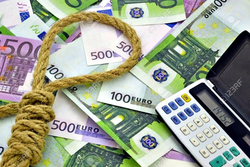soldi usura euro