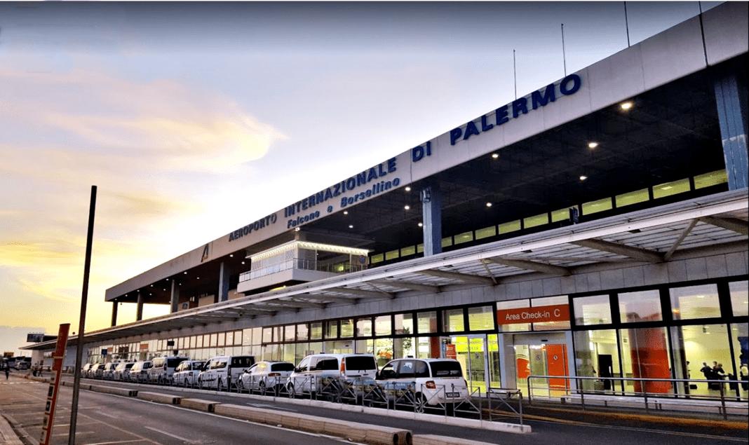 aeroporto passeggeri palermo punta raisi falcone borsellino voli