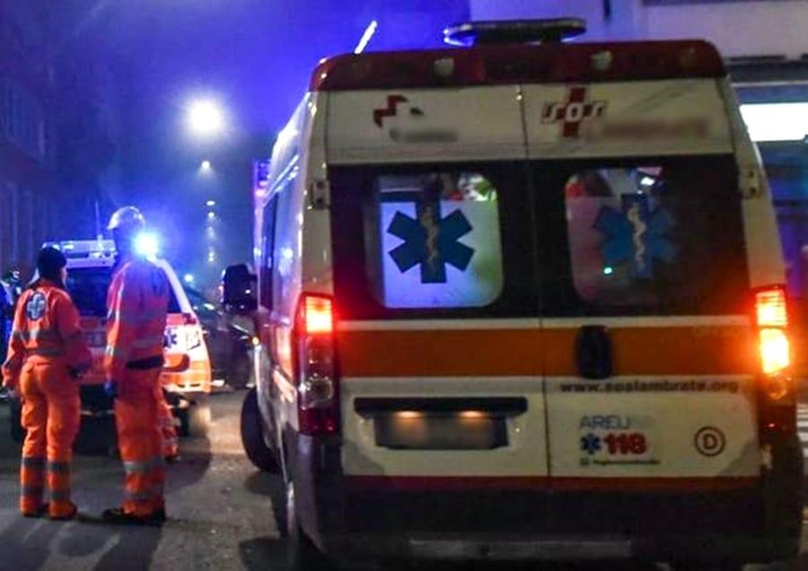 ambulanza cds