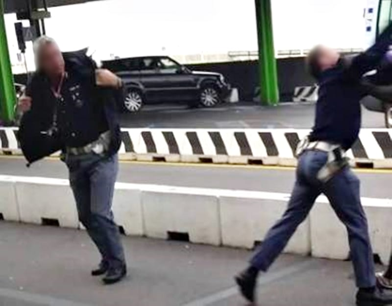 polizia cds