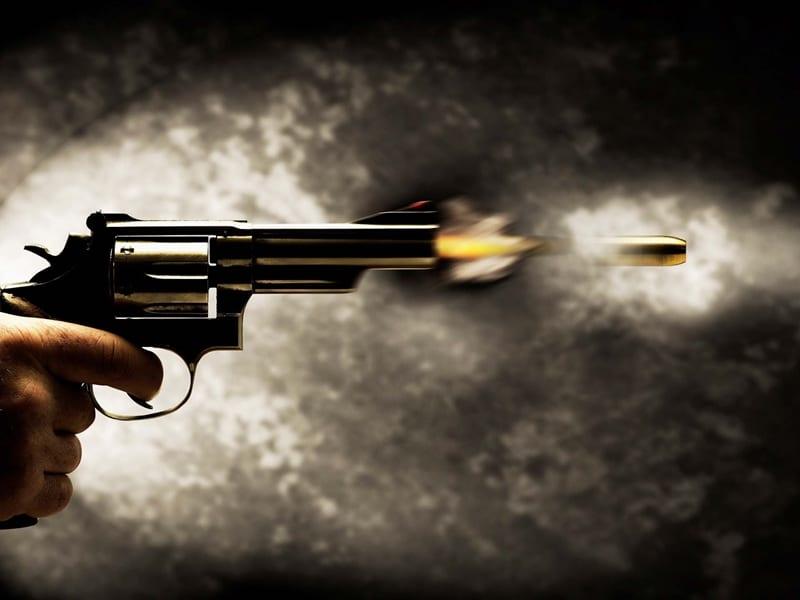 rapina arma pistola